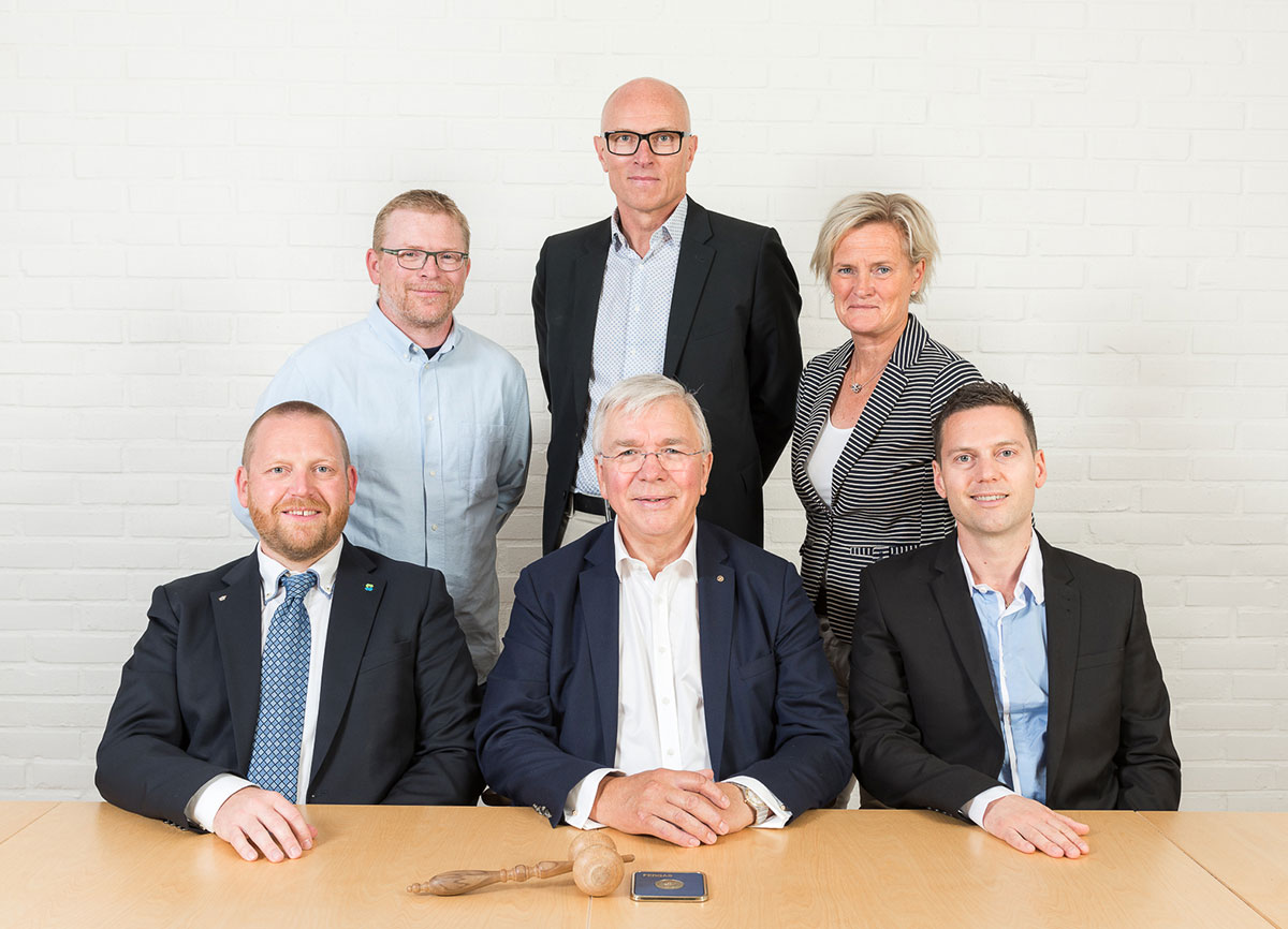 Fergas Board of Directors