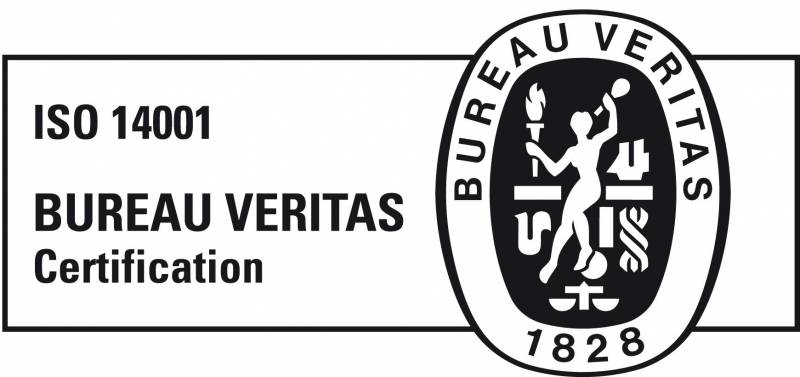 BV Certification NB ISO14001
